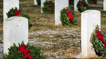 Honor fallen veterans with wreath-laying ceremony in Grand Rapids this weekend