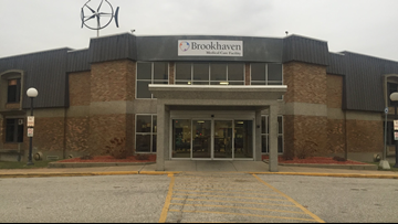 Brookhaven building to be auctioned off