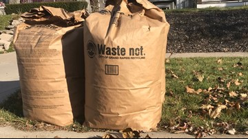 Grand Rapids yard waste drop-off site opens early