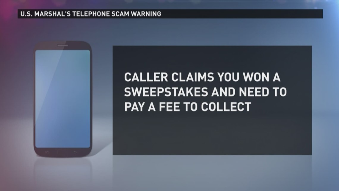 US marshals issue warning about phone scams