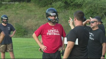 13 On Your Sidelines two-a-days: Lowell High School
