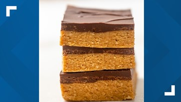 Feel Good Foodie: Chocolate Peanut Butter Bars (No Bake)
