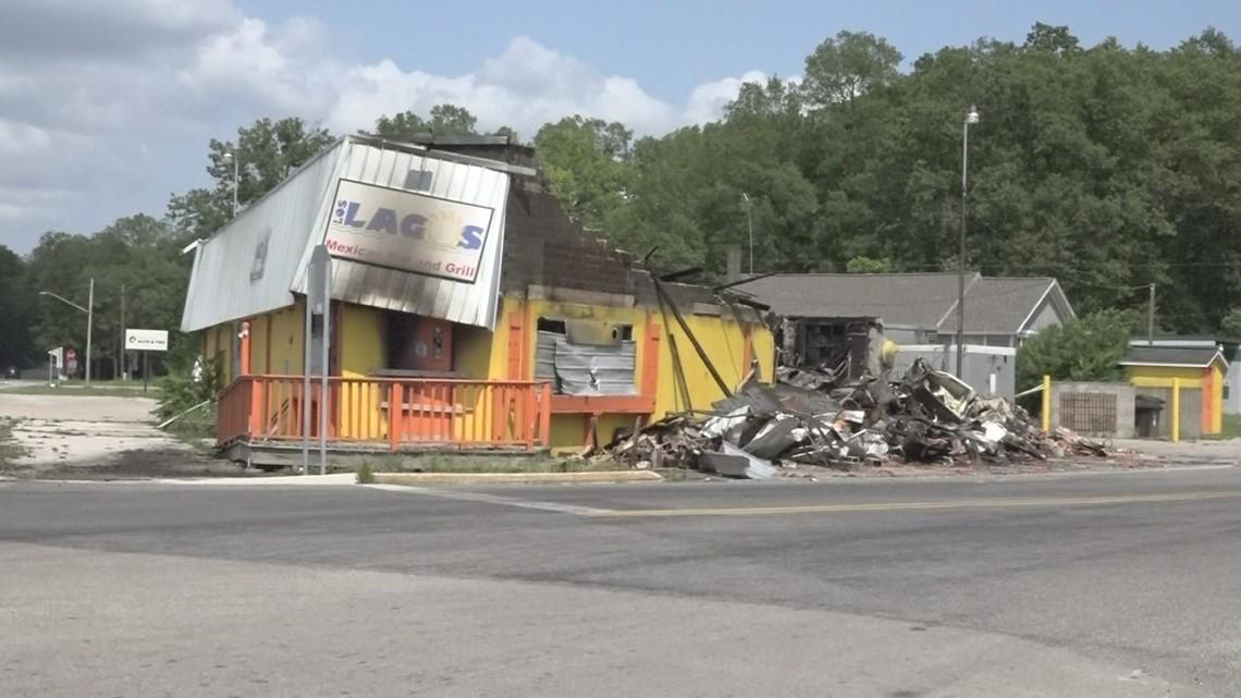 Popular Muskegon restaurant caught fire on Saturday