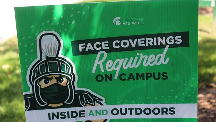 MSU: 75% of fall undergrad classes will be in person