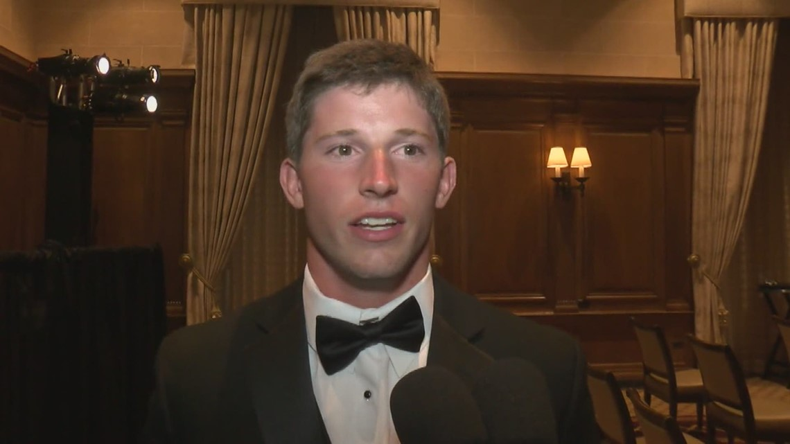 Brady Rose named DAC Male High School Athlete of the Year