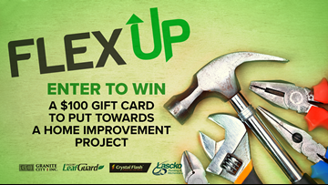 CONTEST COMPLETE - Enter to win a $100 gift card towards your next home improvement project!