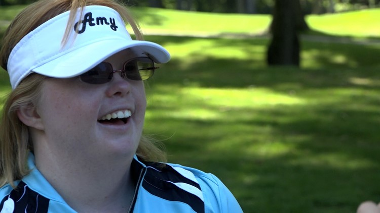 'I got this!': Famed special needs golfer visits Spring Lake for non-profit fundraiser