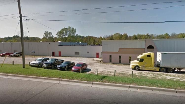 belding factory shut down
