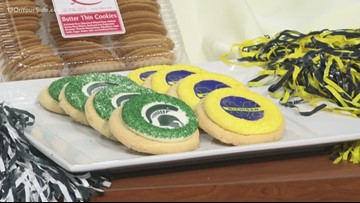 Ryke's hosting annual cookie poll for Michigan v. Michigan State rivalry game this weekend
