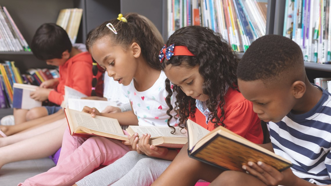 13 Reads: Solving community literacy crisis requires collaboration