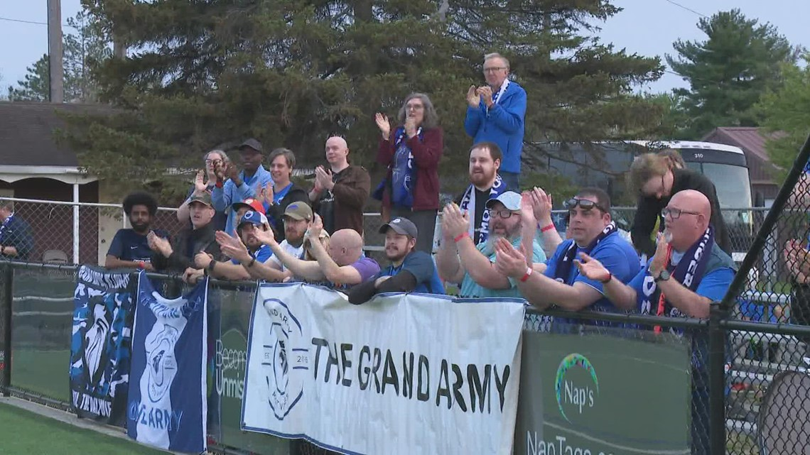 Full time: Grand Rapids Football Club disbands after seven seasons