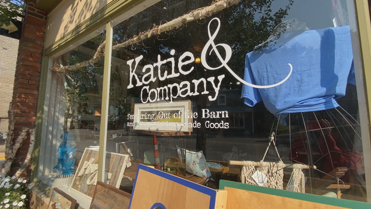 Support local Sunday: Katie & Company in Newaygo