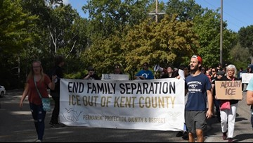 ICE to end contract with Kent County Sheriff's Office