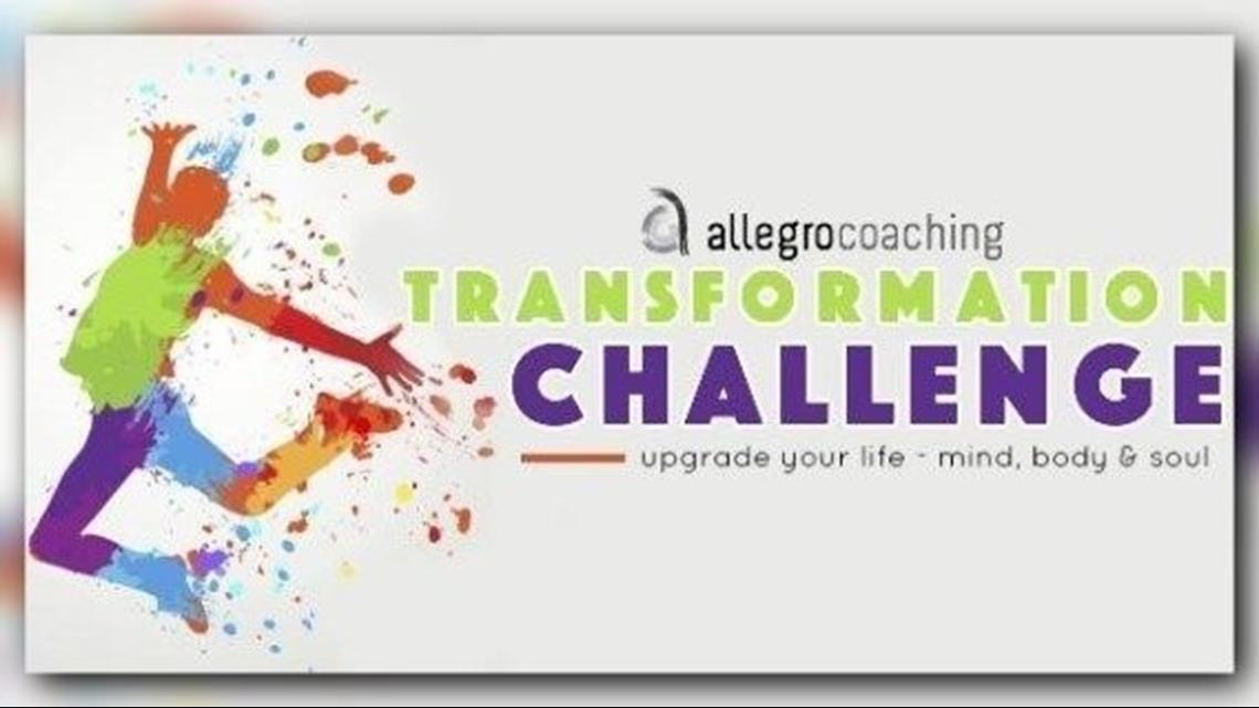 #WorkoutWednesday: Allegro Coaching announces its Transformation Challenge winner