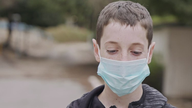 Children suffering increased stress and anxiety over COVID-19 pandemic