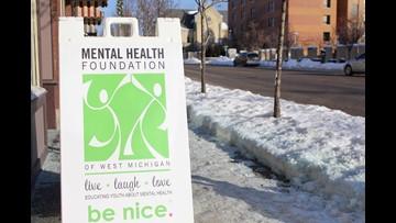 Mental Health Foundation of W. MI raising money at Fifth Third River Bank Run