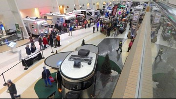 Grand Rapids Camper, Travel & RV Show now open at DeVos Place