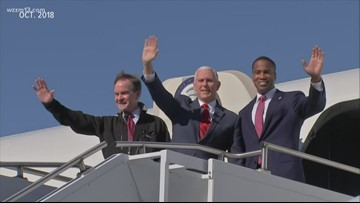 Pence expected back in Michigan to tour Ford plant, talk trade