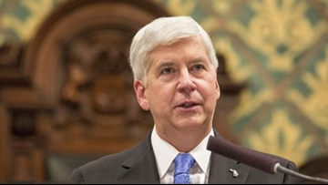 Snyder on controversial lame-duck bills: 'I'm not a horse trader'