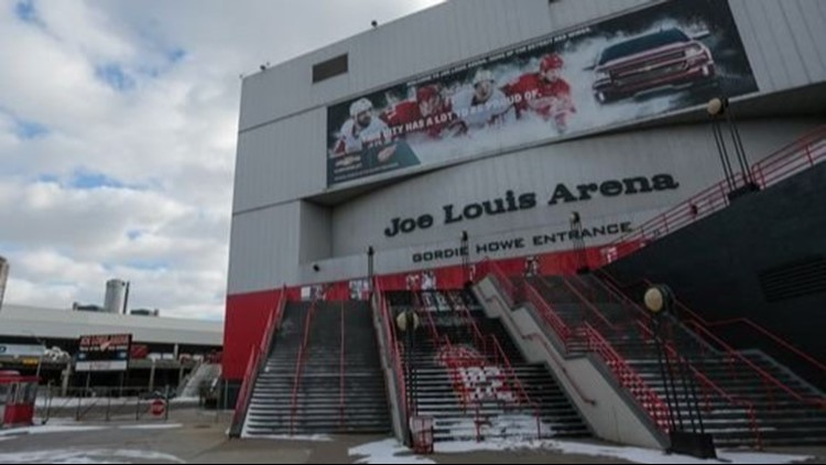 Oops! Joe Louis Arena gets misspelled on Google Maps | wzzm13.com