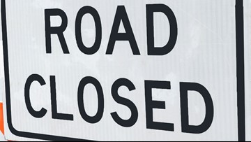 Wyoming intersection closed for water main break