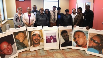 Mothers of children killed by gun violence in Grand Rapids organize to try and find solutions