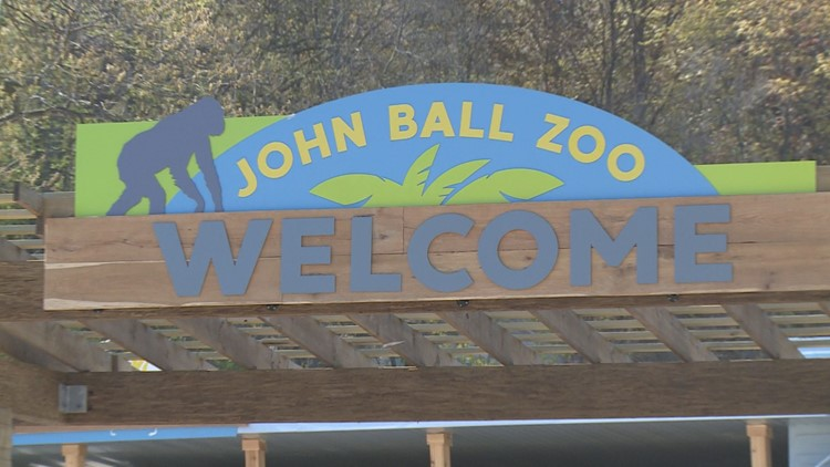 John Ball Zoo to host Party for the Planet