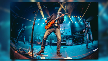 The Verve Pipe playing 3 hometown shows during Thanksgiving holiday