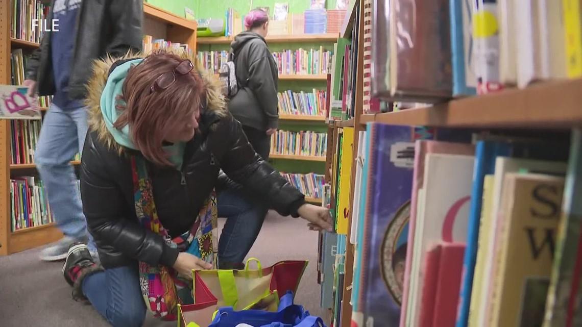 Muskegon free bookstore reopens indoor service