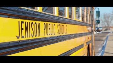 Patrols stepped up at Jenison schools after student approached by stranger