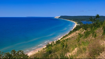 Sleeping Bear National Lakeshore logs 50 millionth visitor