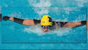 Michigan women break records at Orange Bowl Swim Classic