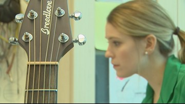 Hospice of Michigan uses music therapy to help residents coping with dementia