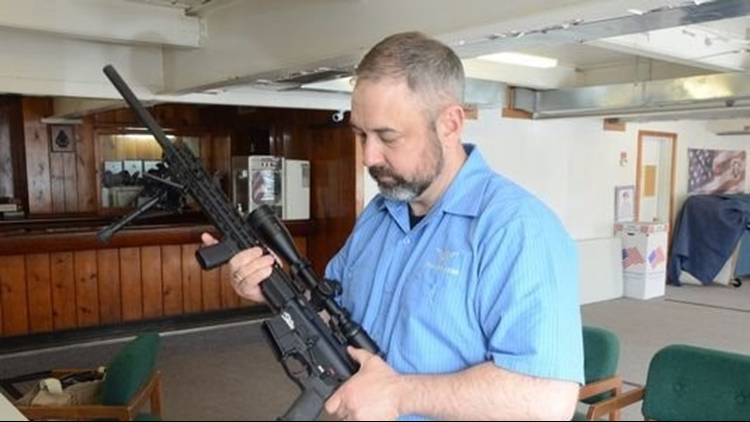 Protests expected at 'Build Your Own AR-15' class in Marshall