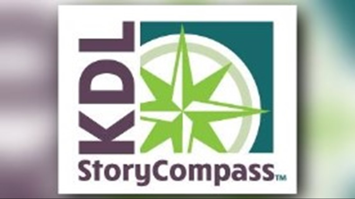 KDL StoryCompass helps readers hone in on authors, books, movies and music