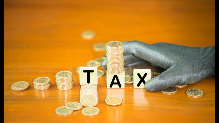 Has someone filed a tax return using your stolen Social Security number and other information?