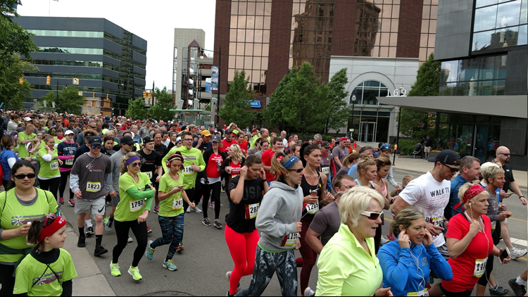 Nana's Run headed back to downtown GR