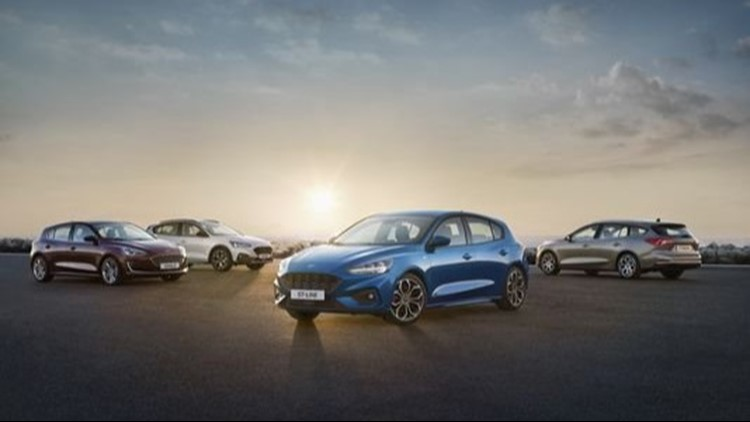 Ford reveals all-new Focus lineup