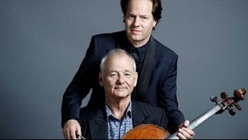 Bill Murray on finding and giving joy with his New Worlds concert tour