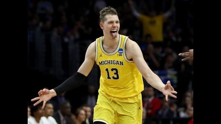 Moe Wagner declares for National Basketball Association  draft