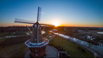 Holland's De Zwaan Windmill receives historic designation