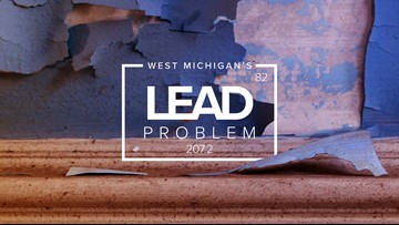 Ongoing efforts seek to fix West Michigan's lead problem