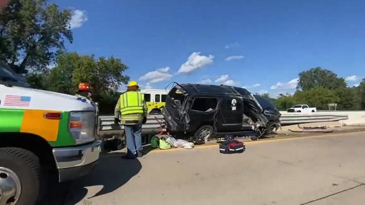 Police investigating rollover crash in Ottawa County