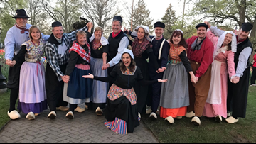 Dutch Dance 101: The costumes, the dance, the wooden shoes!