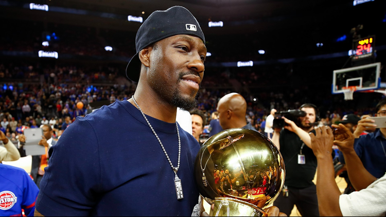 Ben Wallace elected to Naismith Memorial Basketball Hall of Fame