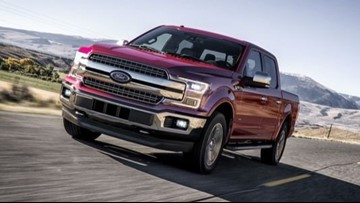 Ford recalls 410,000 F-Series pickups for fire risk