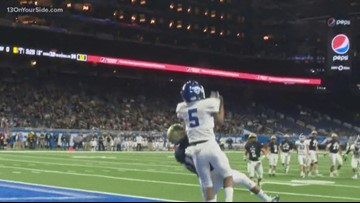 Grand Rapids Catholic Central wins state title in blowout against Detroit Country Day