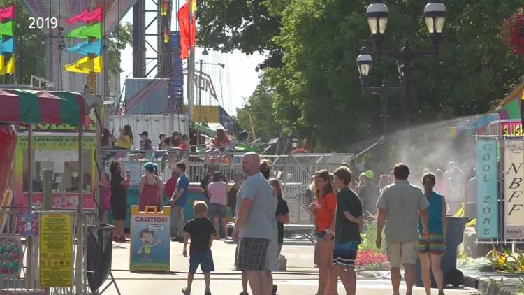 National Baby Food Festival in Fremont begins