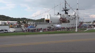 Changes coming to Grand Haven Coast Guard Festival