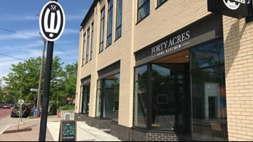 Taste of My Town: Forty Acres Soul Kitchen
